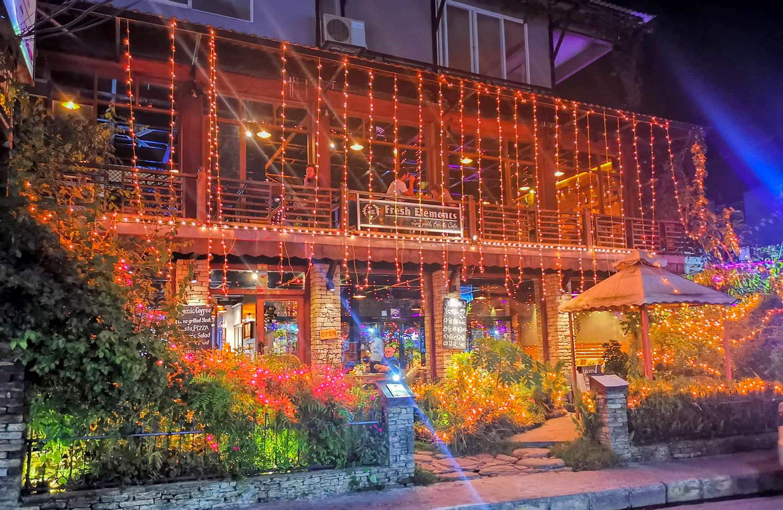 The Best Restaurant in Pokhara